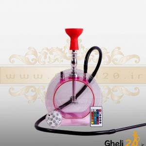 فروش قلیان مدرن شیشه ای الجمیرا قلی20