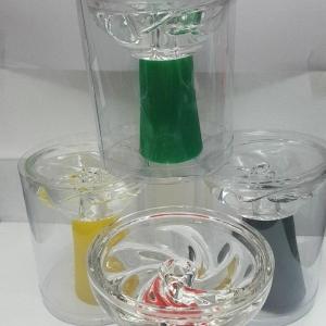 خرید سری سیلیکونی شیشه ای قلیان قلیون